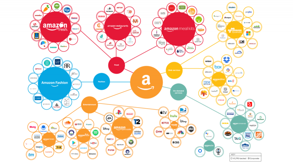 Why and how AMAZON will disrupt and dominate health care in 2025 - Will AMAZON buy Roche?